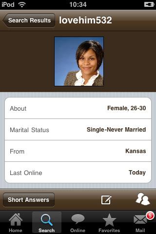 Christian online dating app
