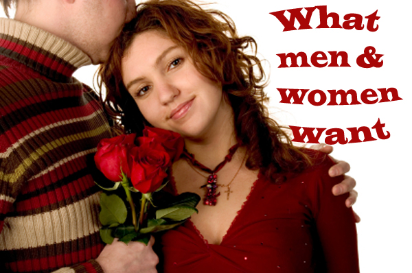 What men want in a women