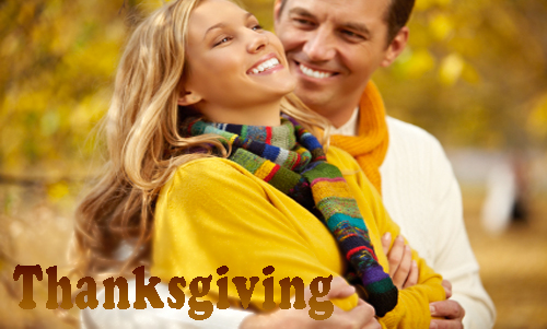 Thanksgiving and Christian Singles