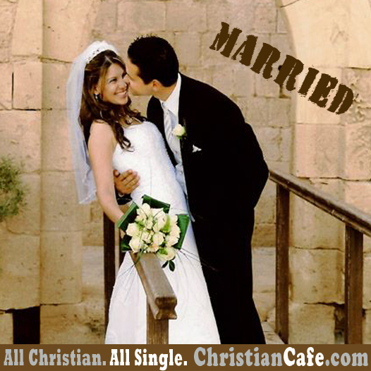 Christian couple from ChristianCafe.com