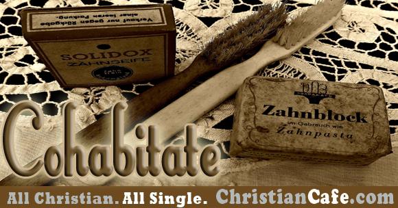 cohabitate