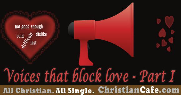 When voices block love
