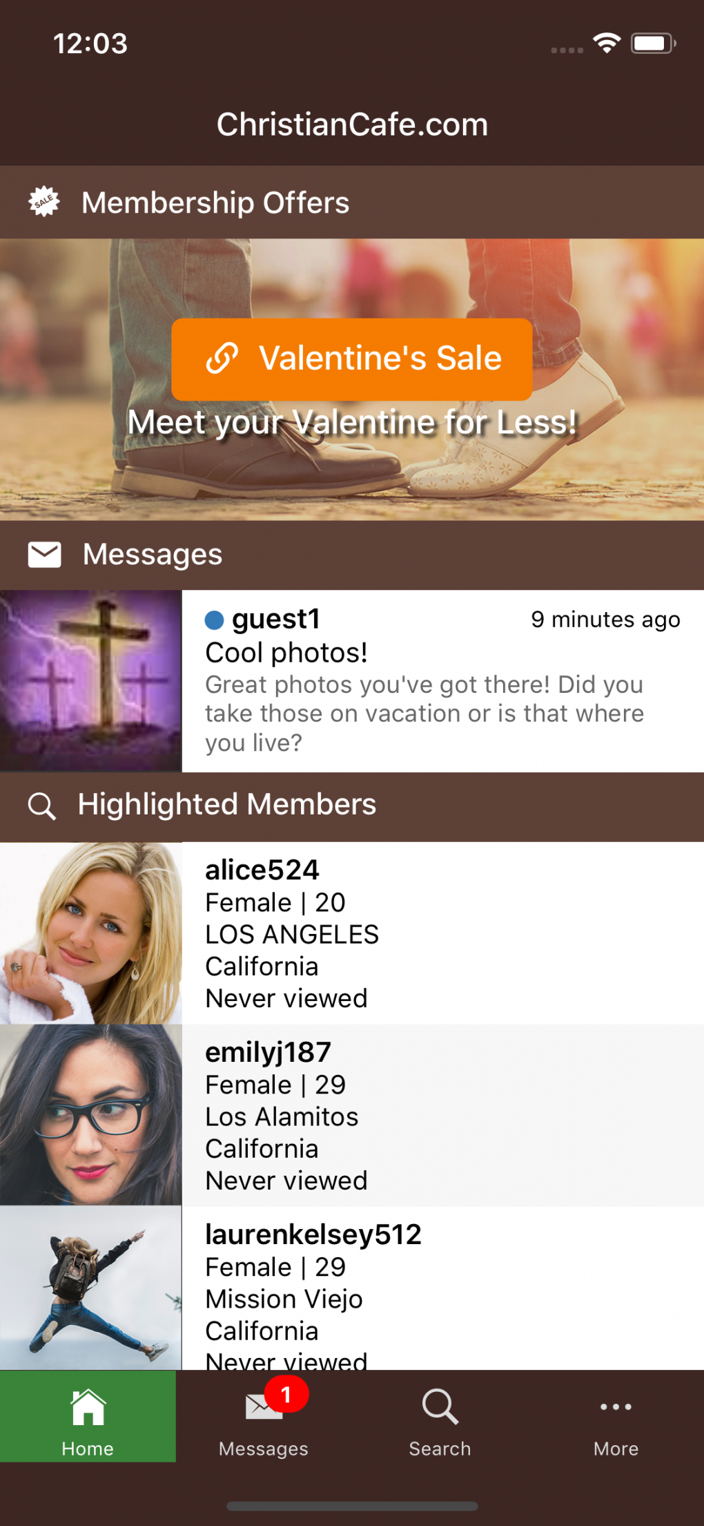 dating became easy with our dating app